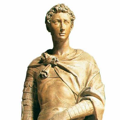 Donatello, San Giorgio