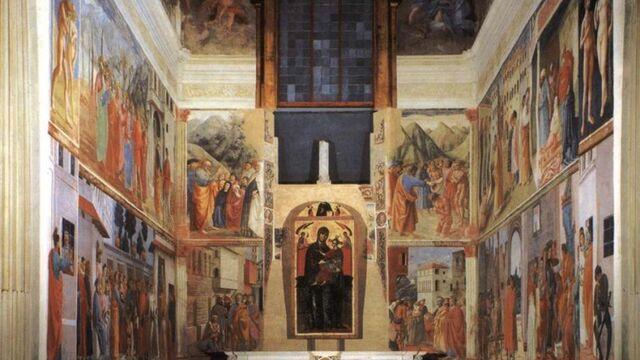 Masolino e Masaccio, Storie di San Pietro