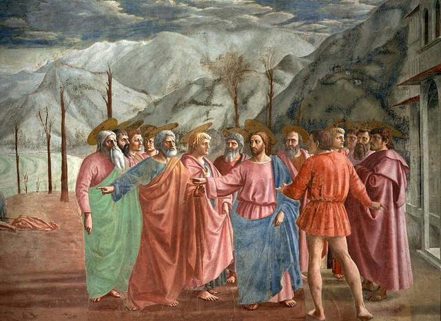 Masaccio, Il tributo
