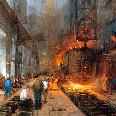 Industrial Revolution: Important Events and Inventions timeline