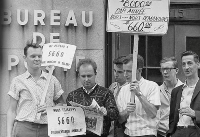 Le syndicalisme et le monde du travail