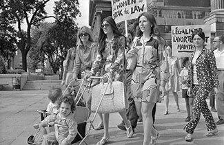 Le féminisme et l'évolution du statut de la femme
