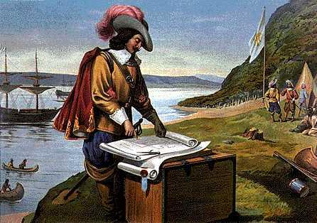 Les débuts de la colonisation (arrivée des premiers colons)