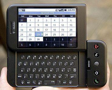 HTC Dream, el primer Android
