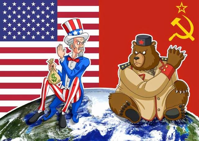Guerra Fría. Segunda mitad del siglo XX