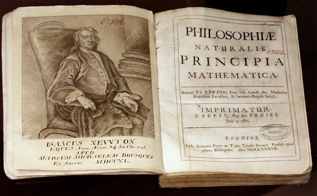 Ciencia 1601 - 1700 dC.