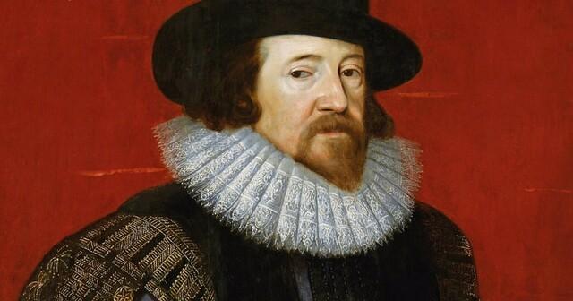 Francis Bacon 1620 dC.