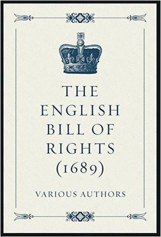 Inglaterra: Bill of Rights