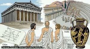 GRECIA 2100 a. C.