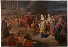ERA CRISTIANA  525 d. C.