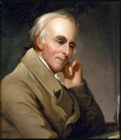 Benjamín Rush 1745 a 1813 dC.