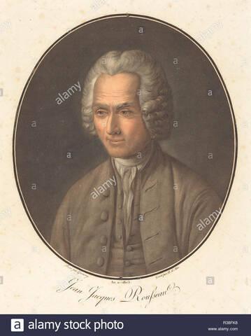 Rousseau 1770 dC.