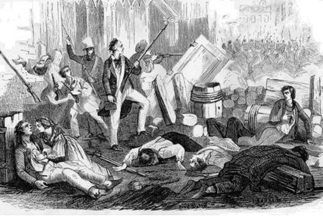 Pariisi ülestõus ja źakerii
