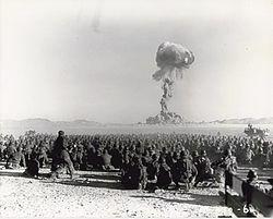 Sovjetunionen sin første atombombe.