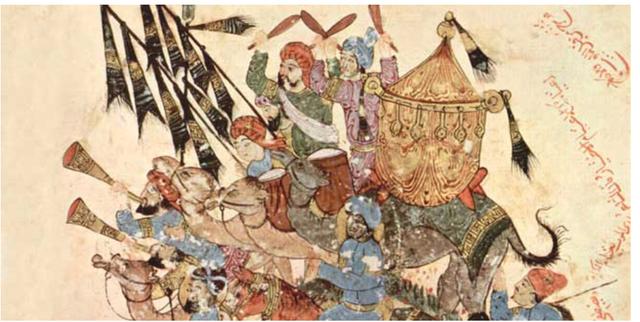 Ocupación de los árabes y Reconquista
