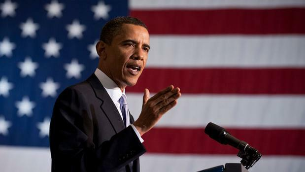 Barack Obama es el primer presidente negro de los Estados Unidos.