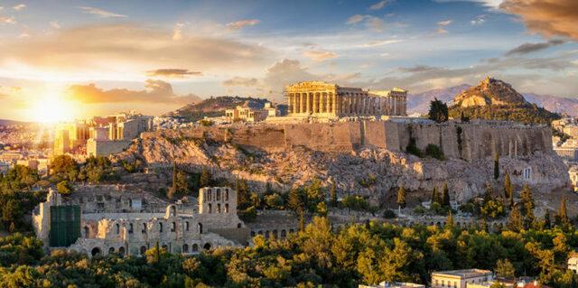 El esplendor de la civilización griega