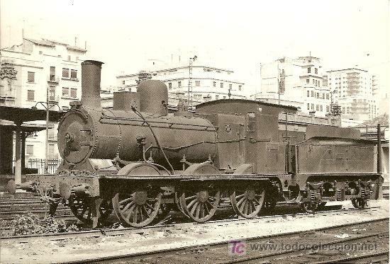 El Nacimiento del Ferrocarril