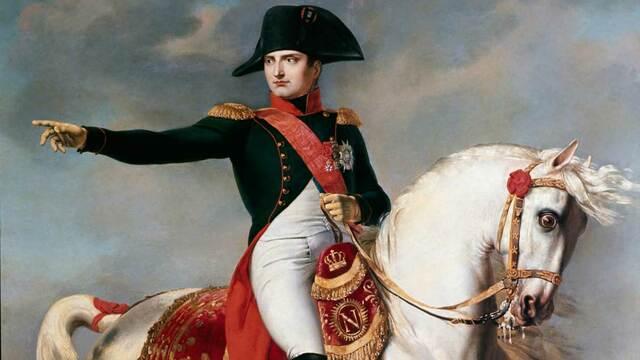 Caída del imperio de Napoleón
