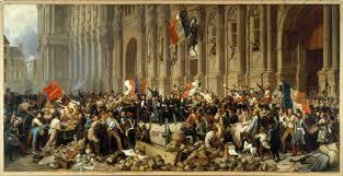 Revoluciones liberales y nacionalismos. Primera mitad del siglo XIX