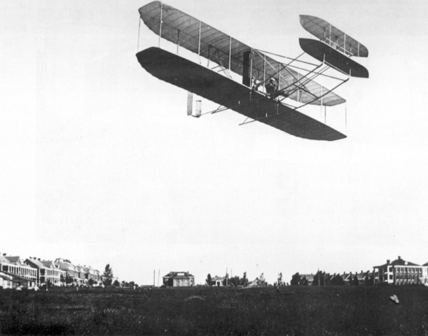First Military Trials Of Airplanes