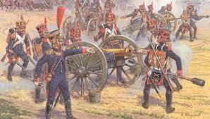 El ejército francés se retira de España