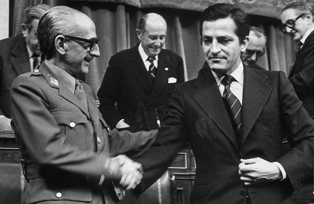 Nueva reforma política, la cual permitió eliminar las estructuras de la dictadura franquista