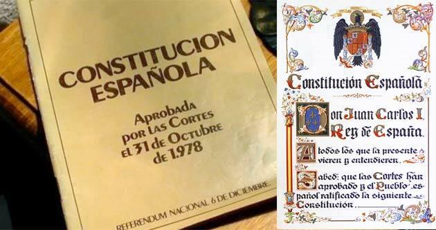 Constitución de 1978