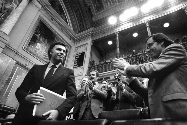 Felipe González gana las elecciones generales de 1982