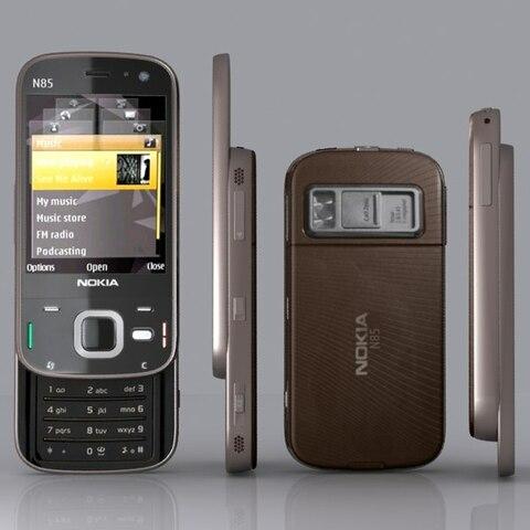 El primer teléfono con pantalla OLED