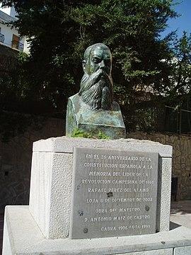 Revuelta de Pérez del Álamo