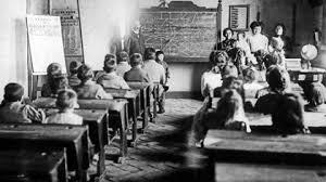 Educación en el periodo post-independiente