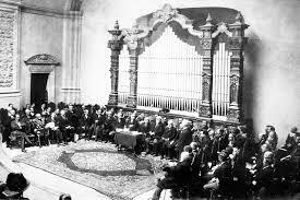 Periodo de Conciliación y Consolidación