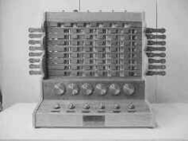 Calculating Clock: Invented by Wilhelm Schickard