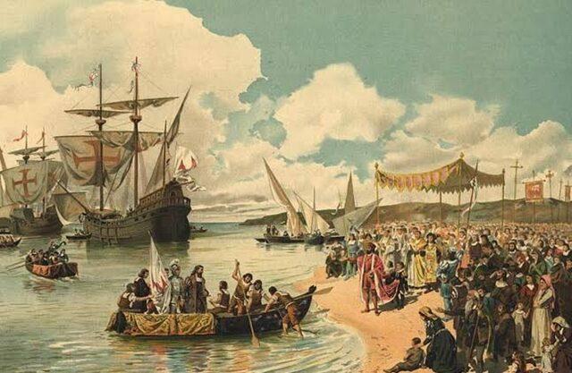Belanda pertama kali datang ke wilayah Indonesia di Banten