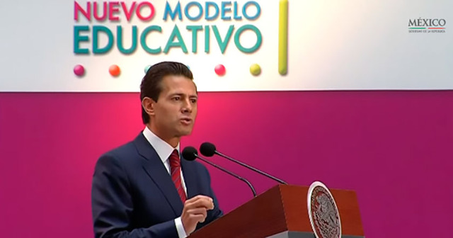 """Reforma Educativa """"Aprendizajes clave"""""""