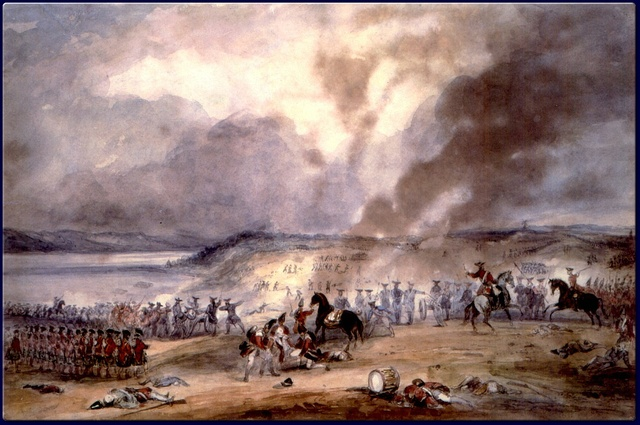 The Defeat of France
