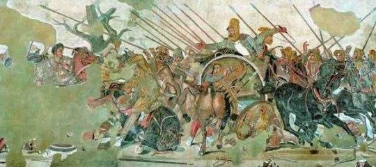 Alejando Magno conquista Persia