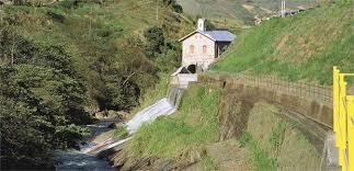 Primeira hidrelétrica Brasileira