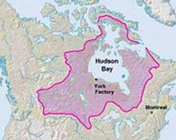 Hudson Bay Company Monopoly