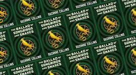 """7B/Izacc ~ Independent Reading #1 """"The Ballad of Songbirds and Snakes"""" by Suzanne Collins timeline"""