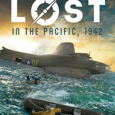 "8A/Prayu ~ Independent reading #3 ""Lost in the pacific, 1942"" by Tod Olson timeline"