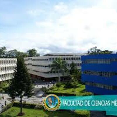 Historia de la universidad San Carlos y Facultad de medicina  timeline