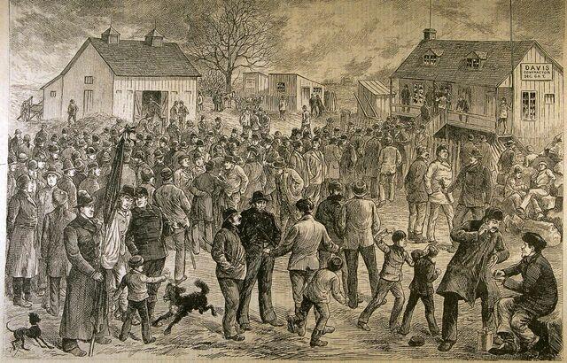 Droit de grève reconnu dans la province du Québec