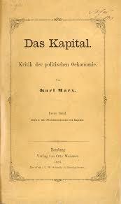 Karl Marx publishes Das Kapital
