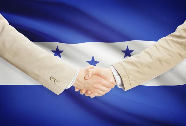 Honduras se conecta así