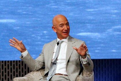 Personaje relevante Jeff Bezos-
