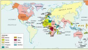Inici del Colonialisme a Europa