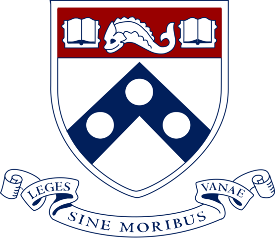Enrolled at the University of Pennsylvania