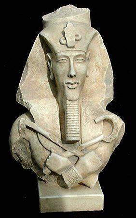 Ritratto di Akhenaton